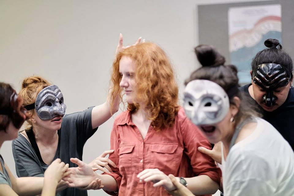 """LE MASCHERE DELL'ATTORE """"Dalla Commedia dell Arte alla recitazione in maschera"""""""
