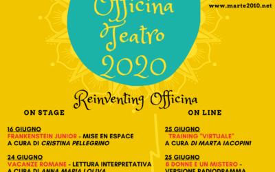 Reinventing Festival  Officina Teatro